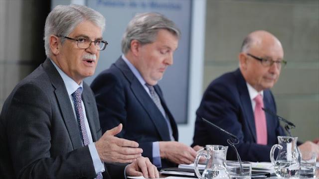 Maniobras independentistas contra España abocadas al fracaso