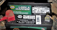 Different Types of Riding Mower Batteries
