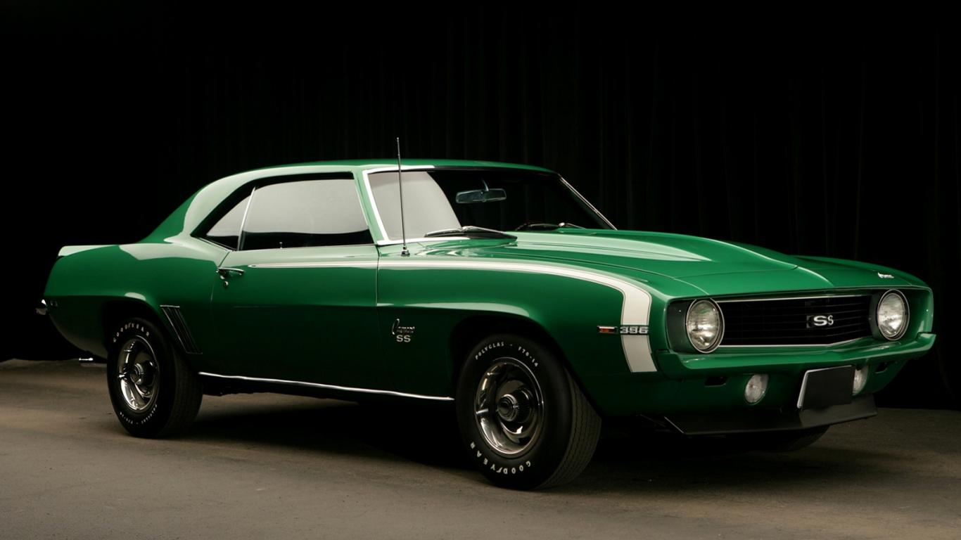 hd muscle car 1