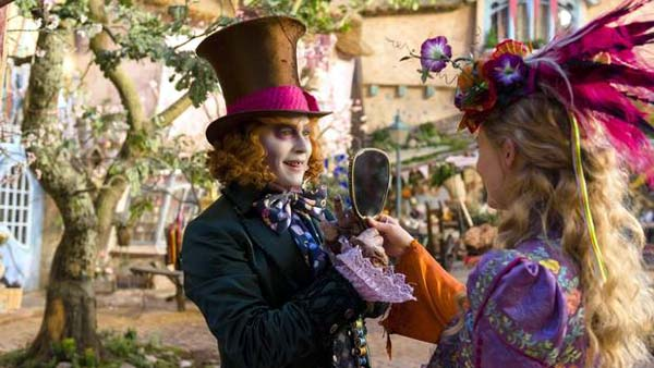 alice through the looking glass - 2016 kickass