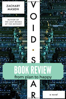Void Star follows several characters, all of whom are living completely different lives in a post-apocalyptic sort of world. The reason for the chaos is shrouded in mystery, though we hear references to burning cities, entire swaths of land completely deserted, and epidemics.  #books #bookreviews