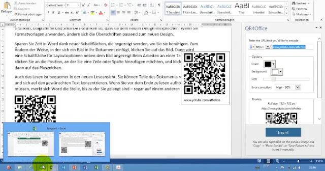 Pada artikel ini kita akan membahas cara membuat kode QR  Cara Membuat Kode QR (Barcode) Dengan Microsoft Excel