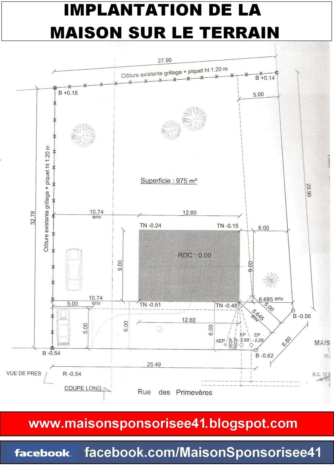 maison sponsoris e 41 label rt 2012 oucques 41290. Black Bedroom Furniture Sets. Home Design Ideas