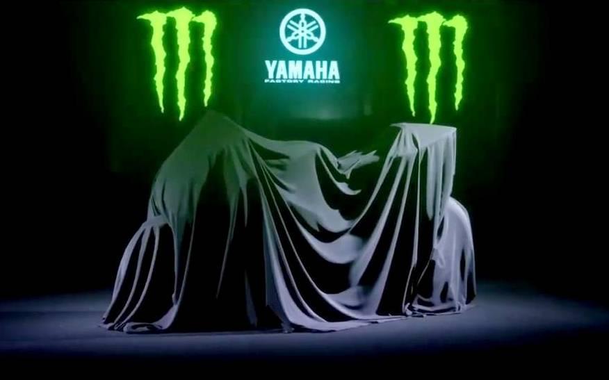 MotoGP : Tim pabrikan Yamaha Monster Energy tebar teaser untuk motor Livery 2019 !