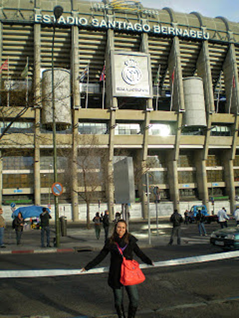 Real Madrid  O que fazer em Madri (Espanha)