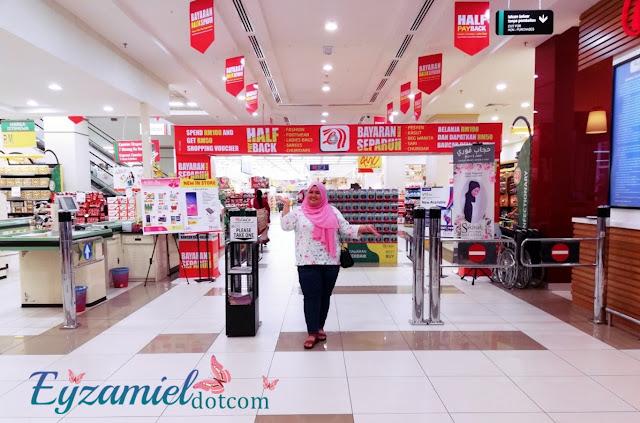 Dapat Baucer Membeli Belah RM 50 Di LuLu Hypermarket