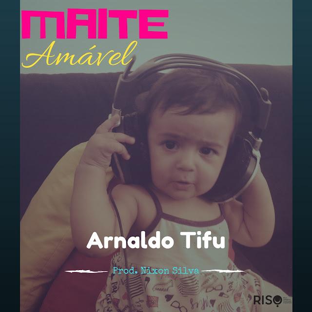 Nova musica do Arnaldo Tifu é uma linda declaração de amor por sua filha Maite.