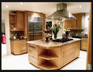 Minimalist Kitchen Interior design tips with Kitchen Island