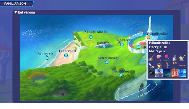 eldarya térkép segítség Eldarya Térkép | Térkép