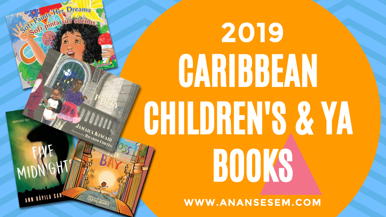 Image Book Book List Coming In 2019 Caribbean Children S Ya Books