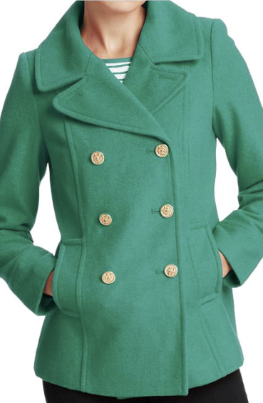 Majesty Pea Coat