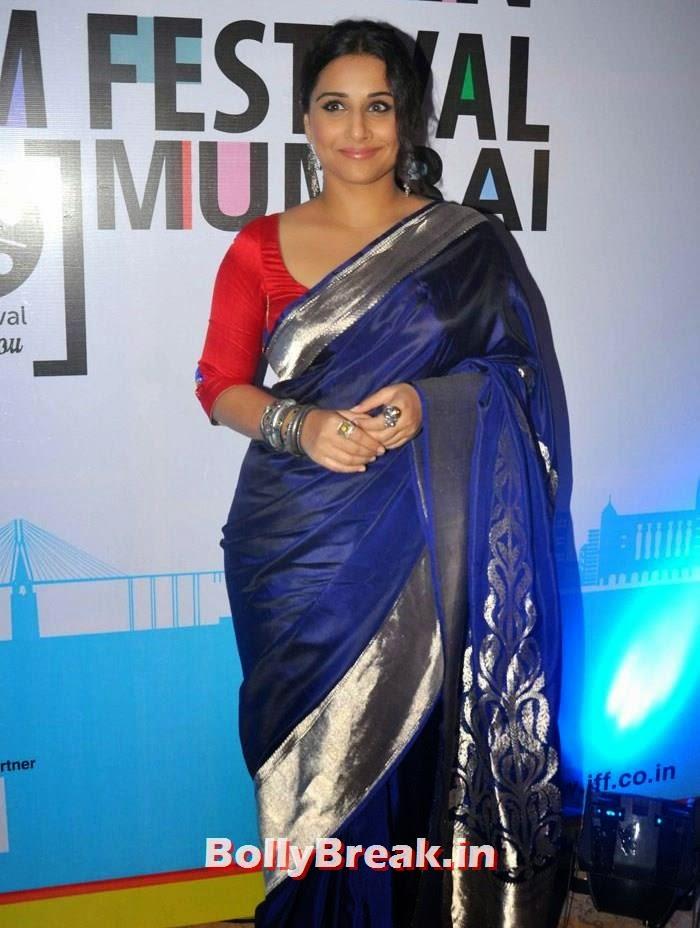 Vidya Balan, 5th Jagran Film Festival Red Carpet Pics