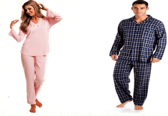 Preguiça-Pijamas-jovens