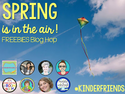 Spring is in the air #Kinderfriends bloghop