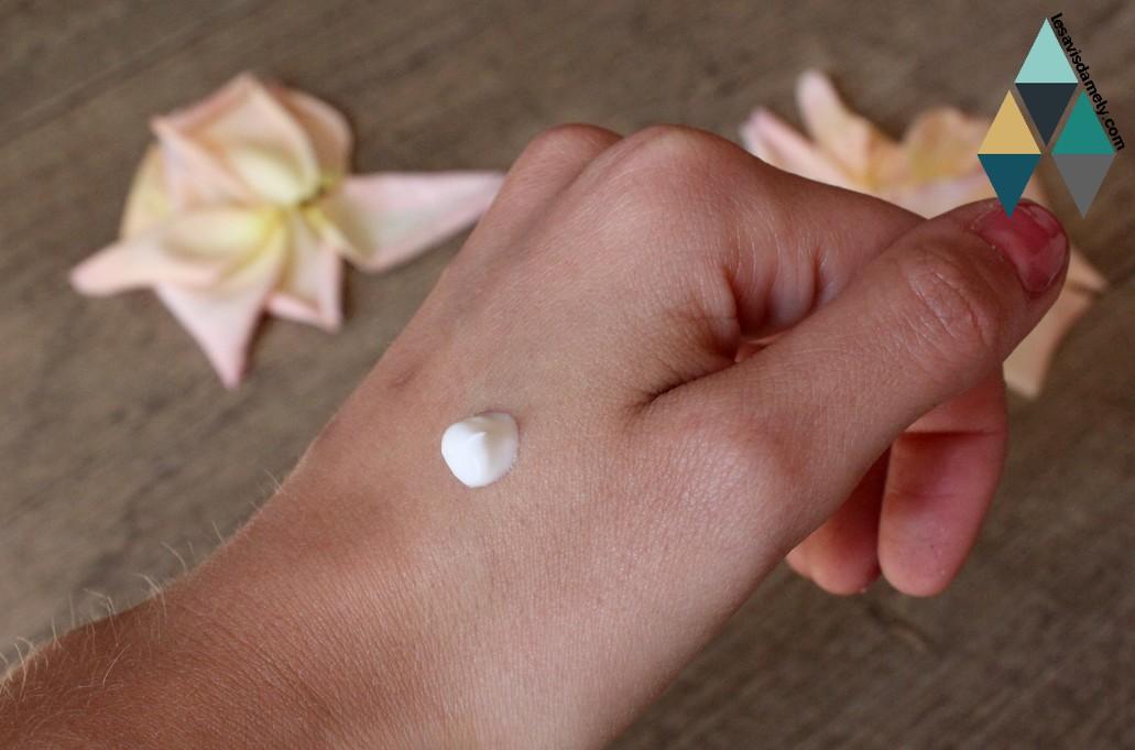 crème émolliente peaux déséchées abimées