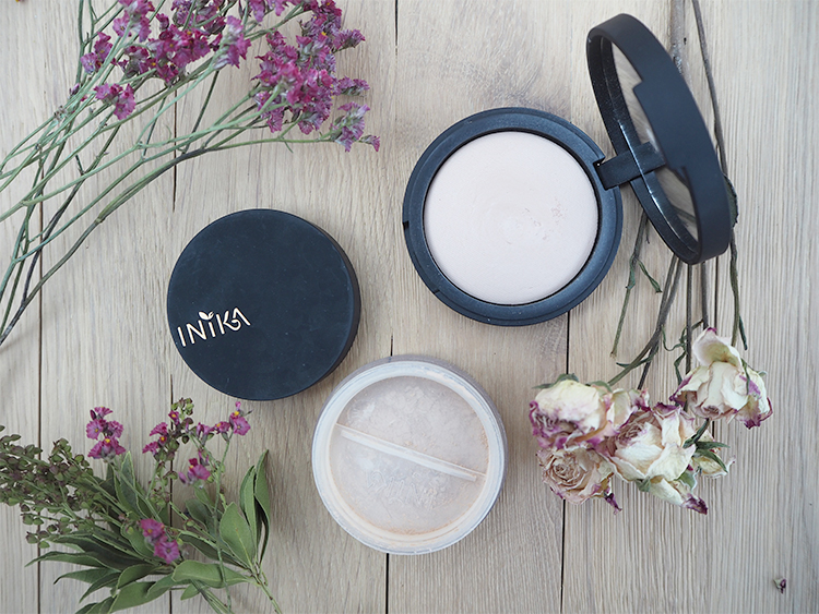 inika Vegan Make-Up Mineral Foundations Farbe Strength (Baked und Loose)