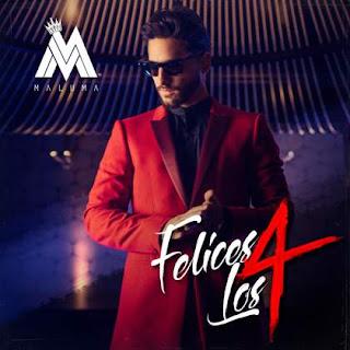 Lirik Lagu Felices Los 4 - Maluma