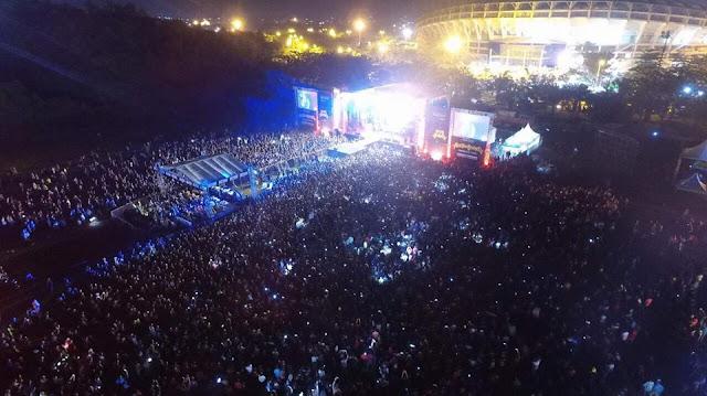 Ulasan konser musik indonesia terbaru dan terlengkap