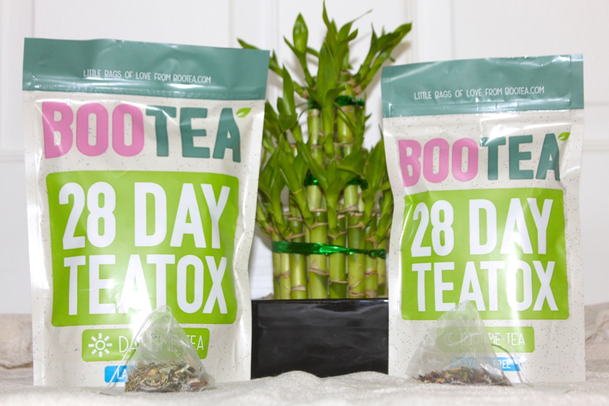 Bootea 14 and 28 day teatox programme review