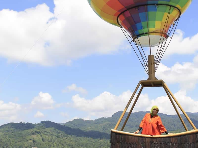 Pasir Kirisik Tempat Wisata di Tasikmalaya Terbaru