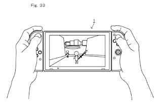 Nintendo Switch patents tantalize gamers with possibilities of VR, touchscreen, new controllers