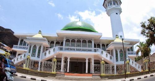 Jadwal Sholat di Kabupaten Blitar Hari Ini