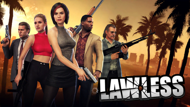 Game Android The Lawless Apk + Data Full
