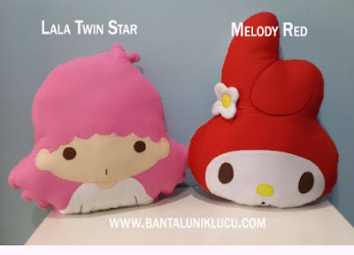 Bantal Lala dan Melody