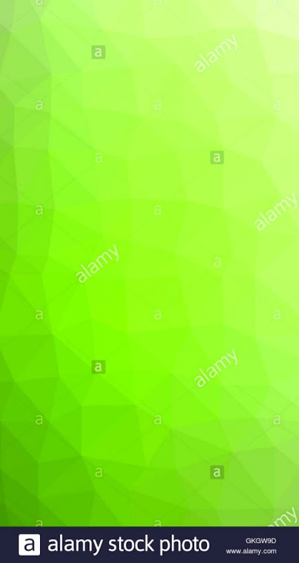 Geometric tile mosaic with green triangles Abstract polygonal and