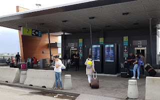Accueil Charleroi Airport Terminal 2