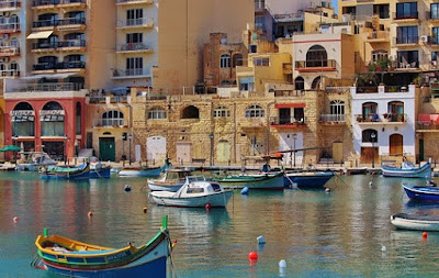 Malta bEST IN TRAVEL 2018