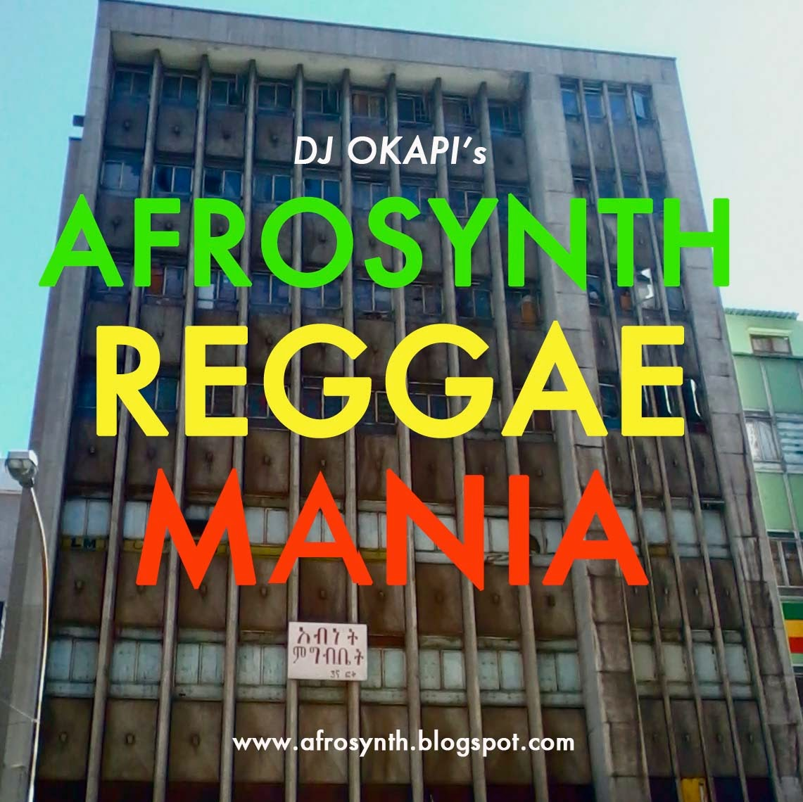 Afro-Synth: REGGAE MANIA!
