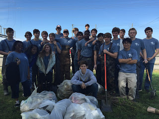 Montgomery Catholic's Lenten Day of Service. PRAY.FAST.GIVE. 1