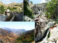 Квест Водопад в Гусгарфе, Варзобское ущелье, горы Таджикистана - фото-обзор похода