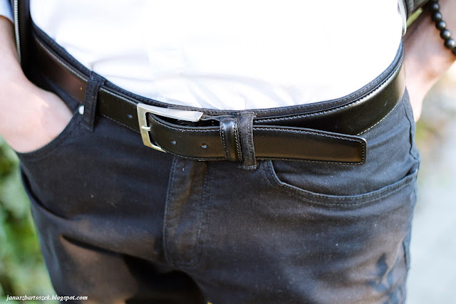 jak dobrać pasek do spodni