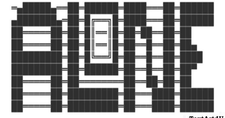 Alone ascii text art copy paste for facebook status cool for In this house copy and paste
