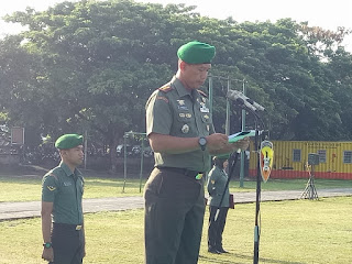 Danrem 162/WB Bertindak Selaku Irup Upacara Peringatan Hari Ibu Indonesia