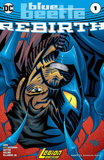 Blue Beetle Rebirth