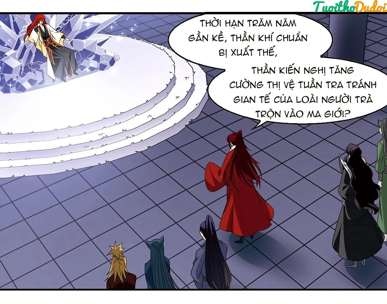 Phong Khởi Thương Lam chap 391 - Trang 10