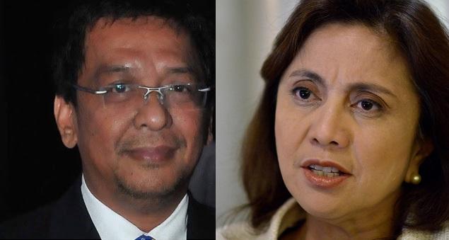 Columnist to Robredo: Sumasahod ka ng walang trabaho, huwag nang umepal