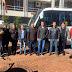 Bernardo Carli entrega ônibus para a Saúde de Bituruna