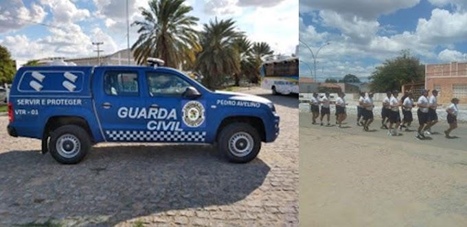 PEDRO AVELINO/RN: CIDADE PASSA A CONTAR COM A GUARDA MUNICIPAL