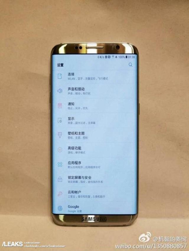 Samsung Galaxy S8 chính hãng tại hà nội
