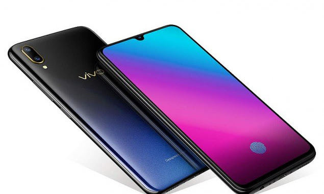 Vivo V11 Pro Smartphone Mid Range Serasa Flagship, Dengan Sensor Sidik Jari Yang Tak Biasa