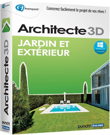 architecte 3d jardin et ext rieur 2016 torrent fr 2017. Black Bedroom Furniture Sets. Home Design Ideas