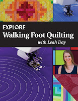 Explore Walking Foot Quilting with Leah Day