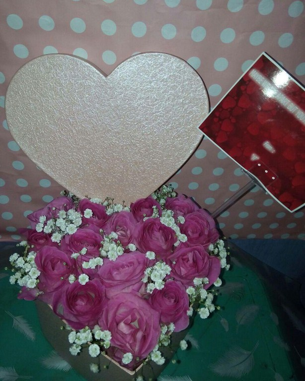 Karangan Bunga Box 007