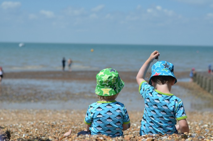 maxomorra, kids fashion blogger, whitstable, whistable beach