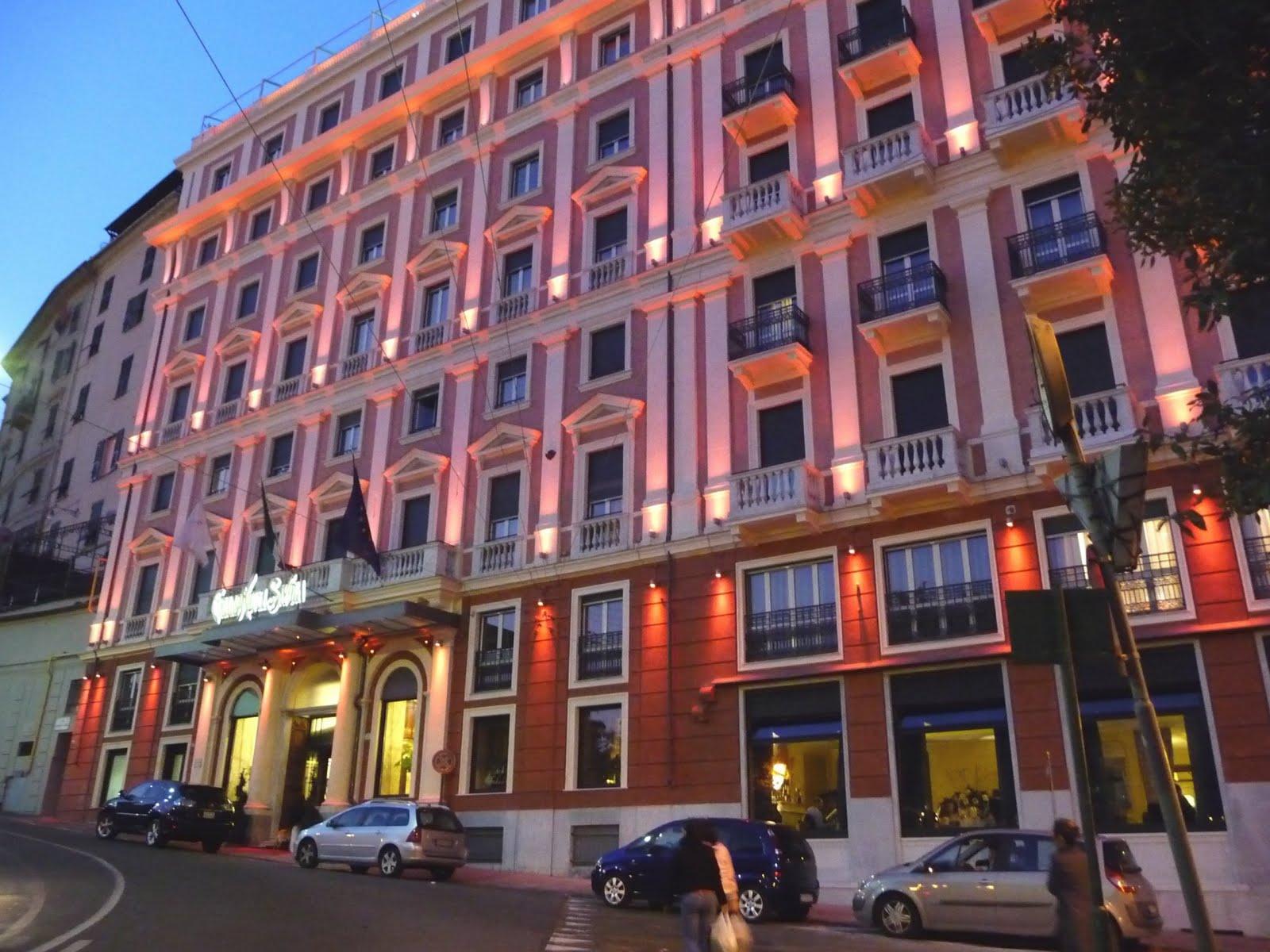 Thb Albergo Acquaverde Hotel In Genoa