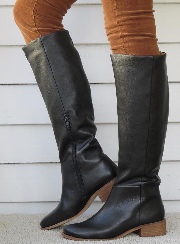 42cb8ee0dc3 Howdy Slim! Riding Boots for Thin Calves  Corso Como Garrison